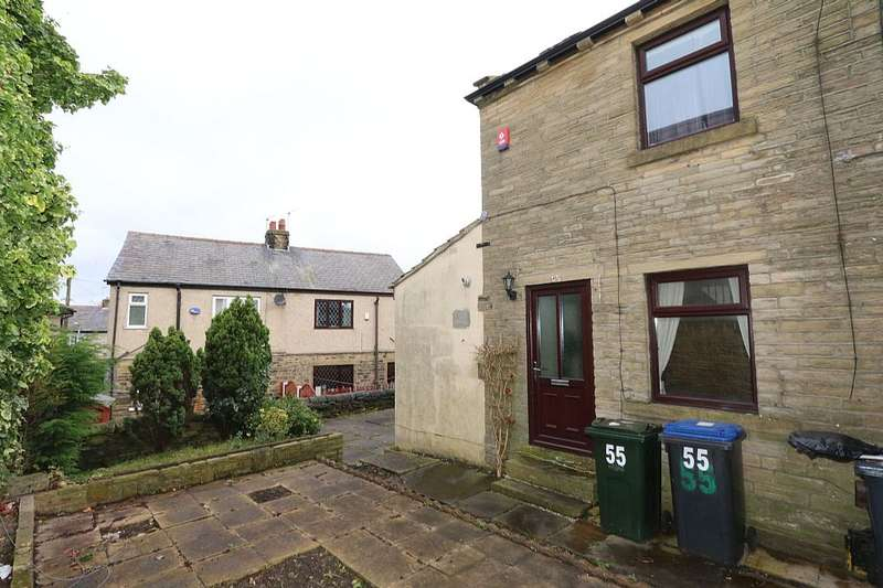 2 Bedrooms Cottage House for sale in Cutler Heights Lane, Bradford, West Yorkshire, BD4