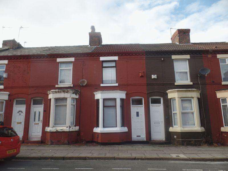 2 Bedrooms Terraced House for sale in 29 Holbeck Street, Liverpool