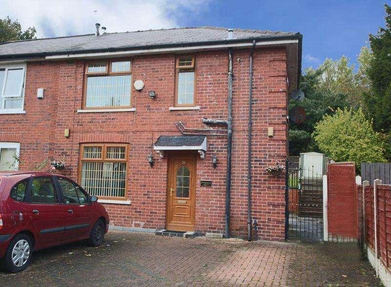 3 Bedrooms Semi Detached House for sale in Pits Farm Avenue, Rochdale OL11 5DE