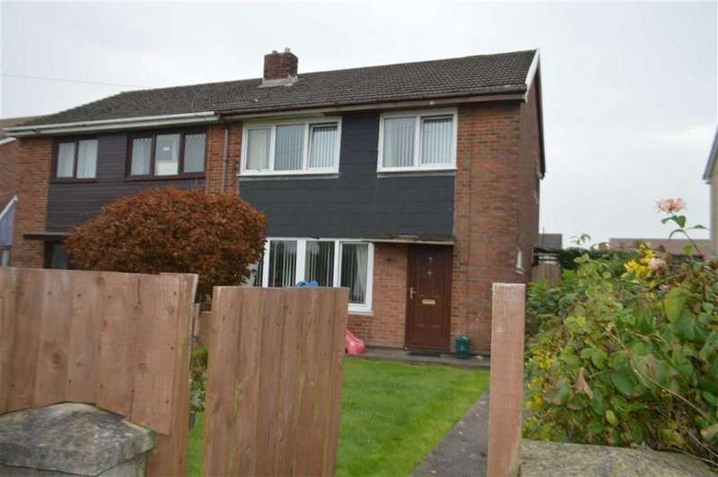 3 Bedrooms Semi Detached House for sale in Heol Y Eos, Swansea, SA4