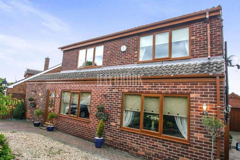 4 Bedrooms Detached House for sale in Worsbrough Road, Birdwell