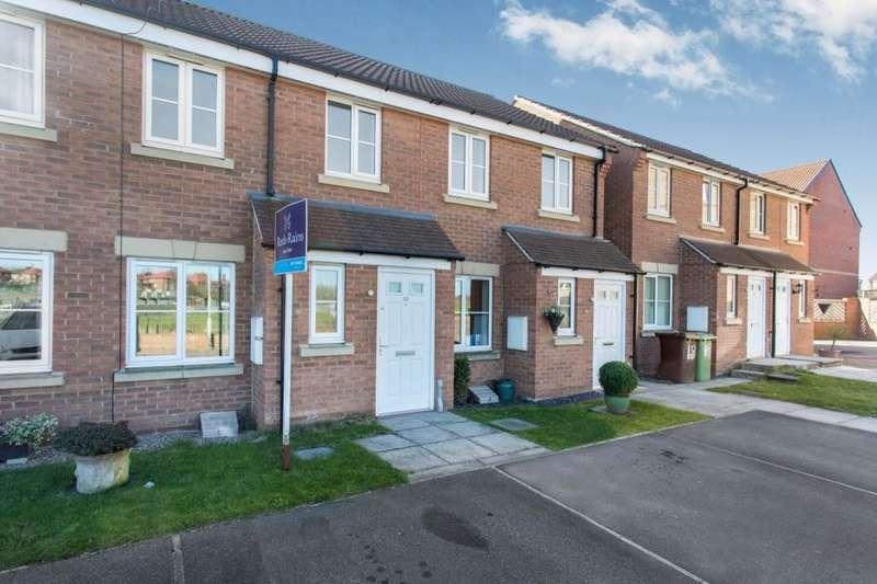 2 Bedrooms Property for rent in Violet Close, Castleford, WF10