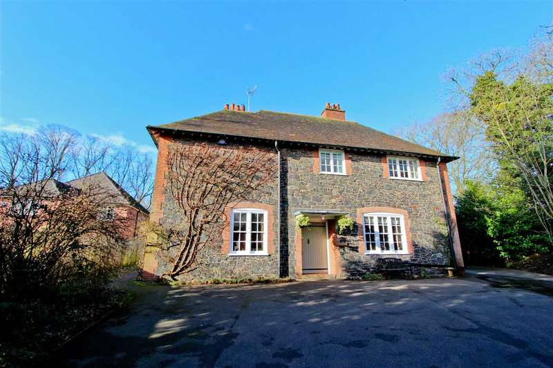 5 Bedrooms Detached House for sale in The Old Vicarage, 15 Groby Road,, Ratby