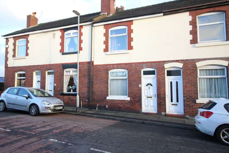 2 Bedrooms Property for sale in Speedwall Street, Longton, Stoke-On-Trent, ST3