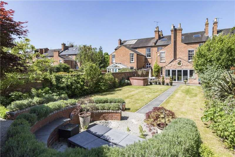 7 Bedrooms Town House for sale in Lillington Road, Leamington Spa, Warwickshire, CV32