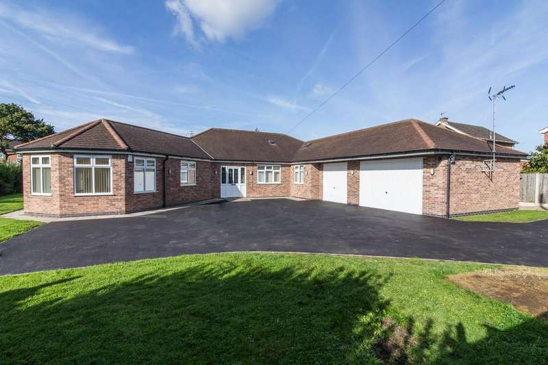 5 Bedrooms Detached Bungalow for sale in Portland Road, Toton
