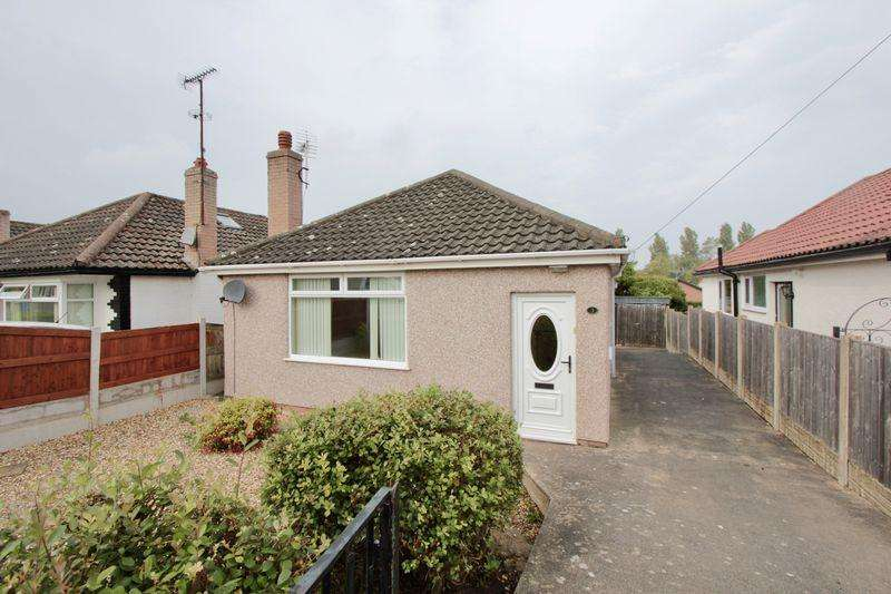 2 Bedrooms Detached Bungalow for sale in St. George's Drive Prestatyn