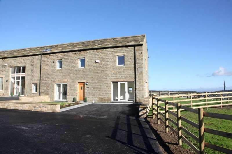 2 Bedrooms Barn Conversion Character Property for sale in Tithe Barn, Lumb Lane, Oughtibridge