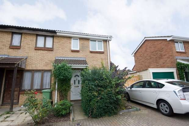2 Bedrooms End Of Terrace House for rent in Pannier Place, Downs Barn, Milton Keynes, Buckinghamshire