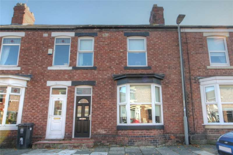 3 Bedrooms Terraced House for sale in Salisbury Place, Bishop Auckland, County Durham, DL14