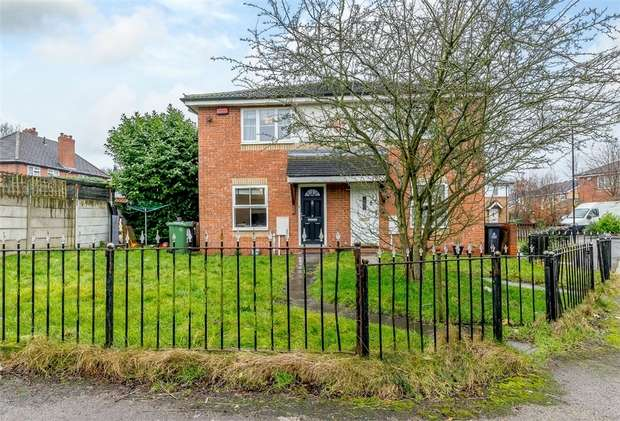 1 Bedroom End Of Terrace House for sale in Wareham Close, Walsall, West Midlands