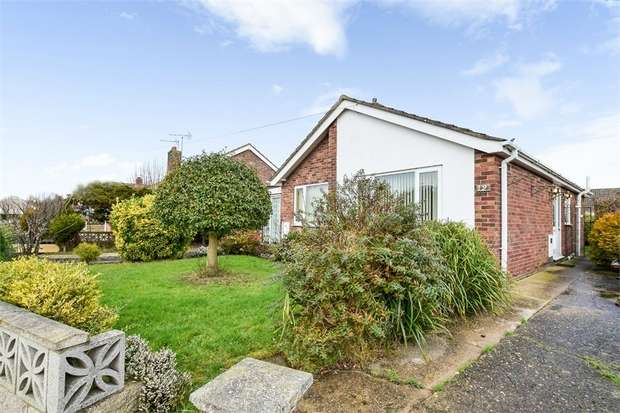 3 Bedrooms Detached Bungalow for sale in The Fairway, Mablethorpe, Lincolnshire