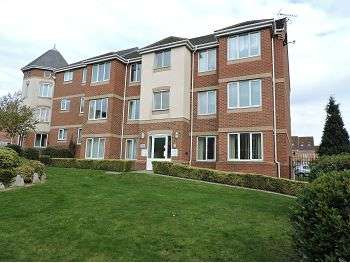 2 Bedrooms Flat for sale in Pavior Road, Nottingham, NG5 5UF