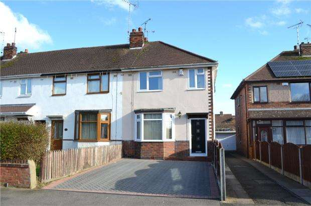 3 Bedrooms End Of Terrace House for sale in Partridge Croft, Courthouse Green, Coventry, West Midlands