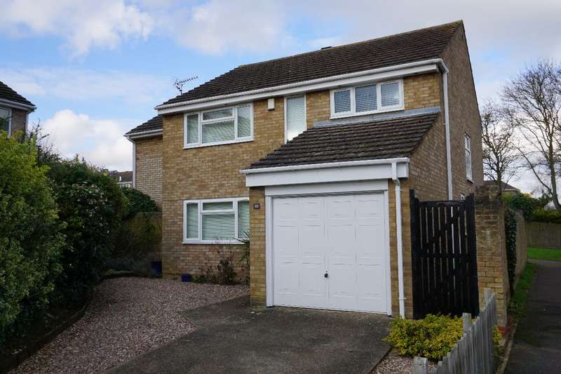 4 Bedrooms Detached House for sale in SPRINGFIELD ROAD, OLNEY