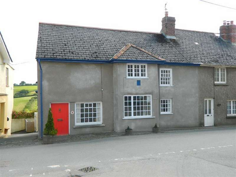 3 Bedrooms Semi Detached House for sale in East Street, North Molton, South Molton, Devon, EX36
