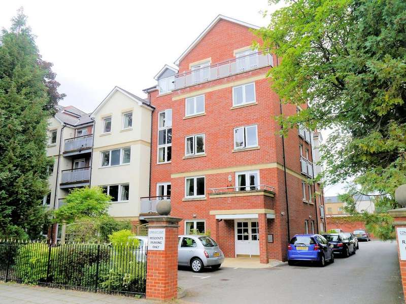 2 Bedrooms Apartment Flat for sale in Connaught Court, Alma Road, Windsor SL4