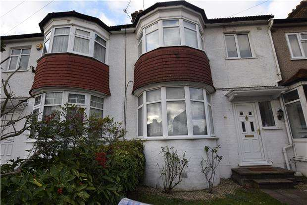 4 Bedrooms Terraced House for sale in Thirlmere Gardens, WEMBLEY, Middlesex, HA9 8RE
