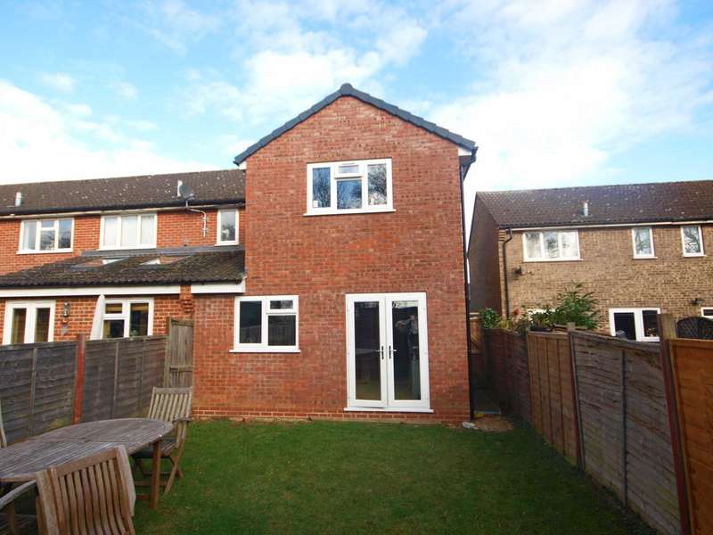 4 Bedrooms End Of Terrace House for sale in Shannon Road, Bicester