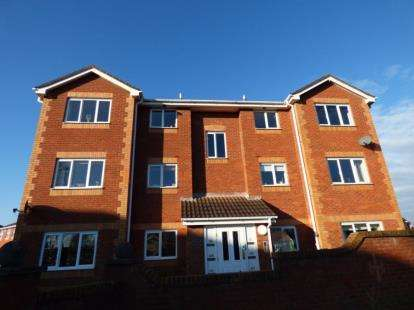 2 Bedrooms Flat for sale in Exeter Drive, Tamworth, Staffordshire