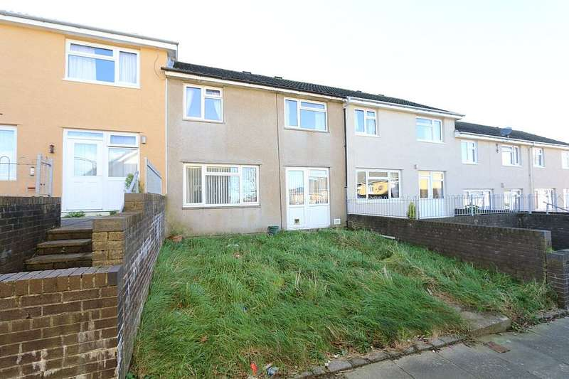 3 Bedrooms Terraced House for sale in West Court, Haverfordwest, Sir Benfro, SA61 2TA