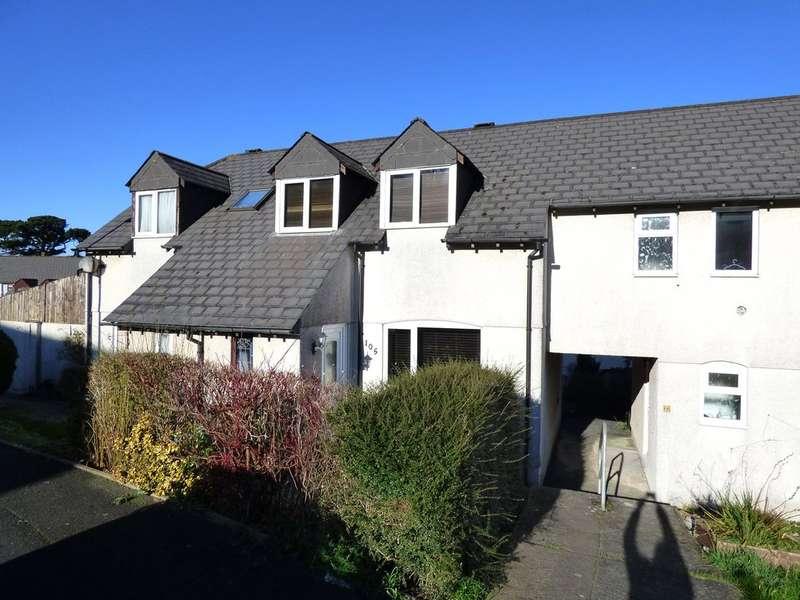 2 Bedrooms Terraced House for sale in Merafield, Plympton