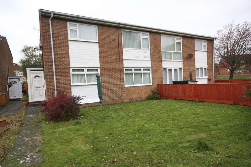 2 Bedrooms Flat for sale in Norton Close, Waldridge Park, Chester-le-Street DH2 3JF