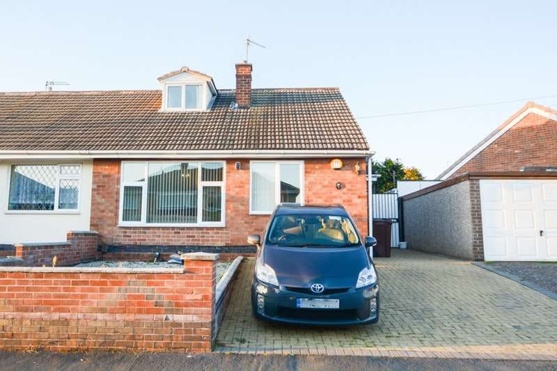 5 Bedrooms Bungalow for sale in Dovedale Road, Thurmaston, LEICESTER, Leicestershire, LE4