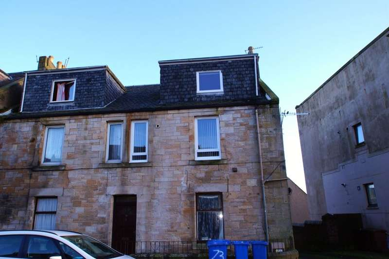3 Bedrooms Flat for sale in Randolph Street, Buckhaven, Leven, KY8