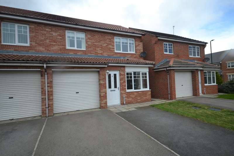 3 Bedrooms Semi Detached House for sale in Newquay Drive, Redcar TS10