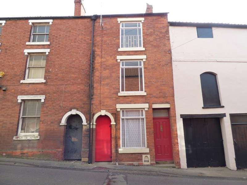 3 Bedrooms Terraced House for rent in High Street, Caistor