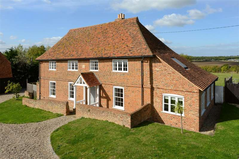 4 Bedrooms Detached House for sale in Honey Hill, Blean, Canterbury