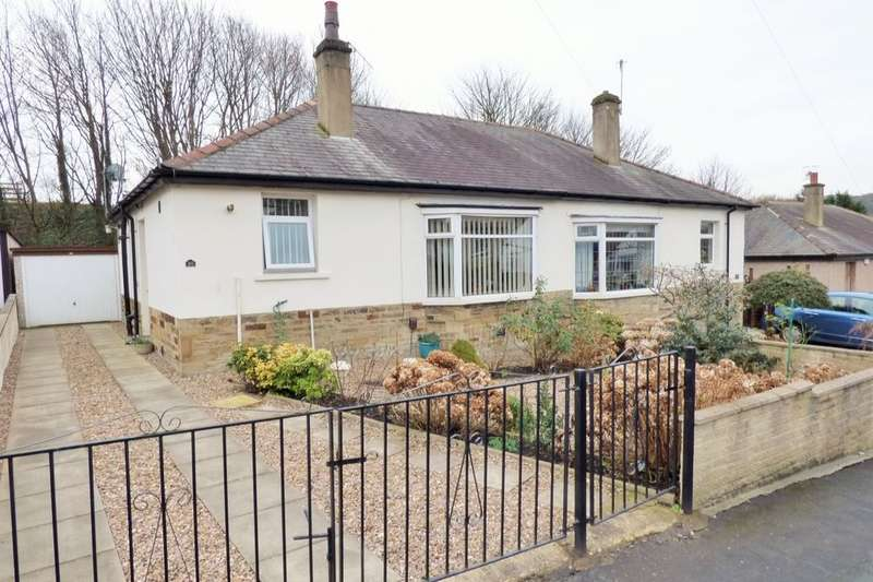 2 Bedrooms Semi Detached Bungalow for sale in Midland Road, Baildon, Shipley, BD17
