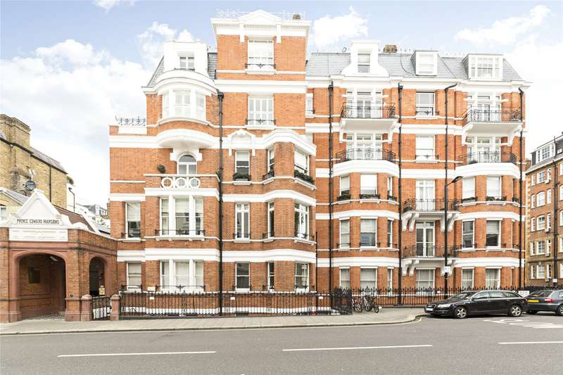 2 Bedrooms Flat for sale in Prince Edward Mansions, Moscow Road, Notting Hill, London, W2