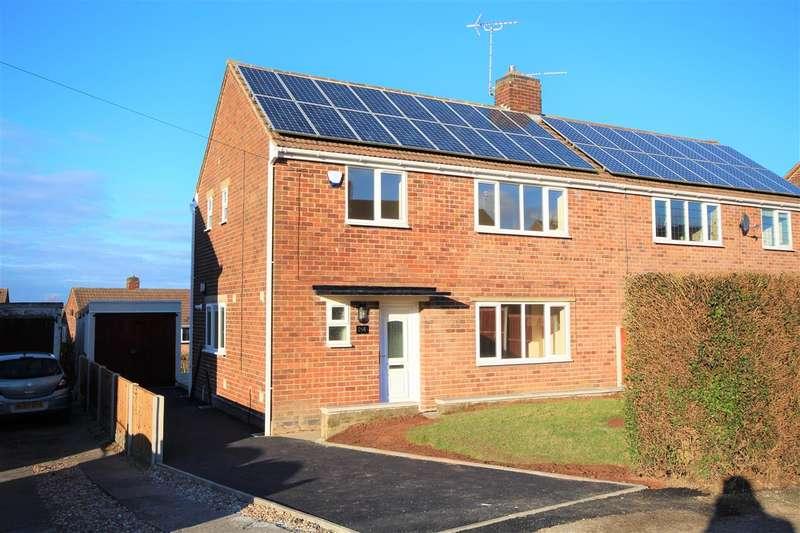 3 Bedrooms Semi Detached House for sale in Queen Elizabeth Way, Kirk Hallam