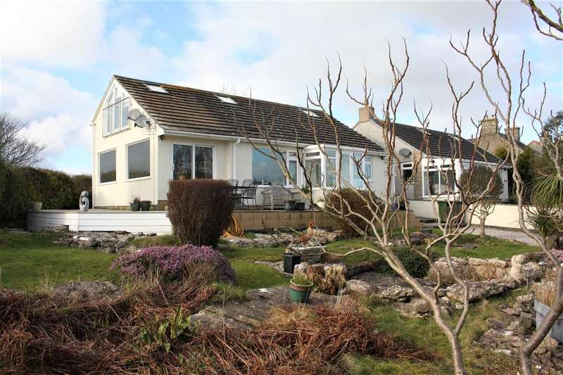 3 Bedrooms Detached Bungalow for sale in Bryn Eithin, Marianglas