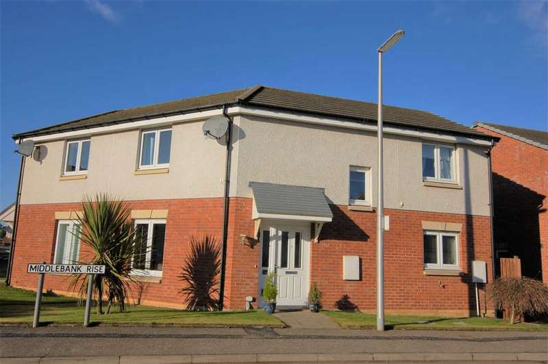 3 Bedrooms Semi-detached Villa House for sale in Middlebank Rise, Dunfermline