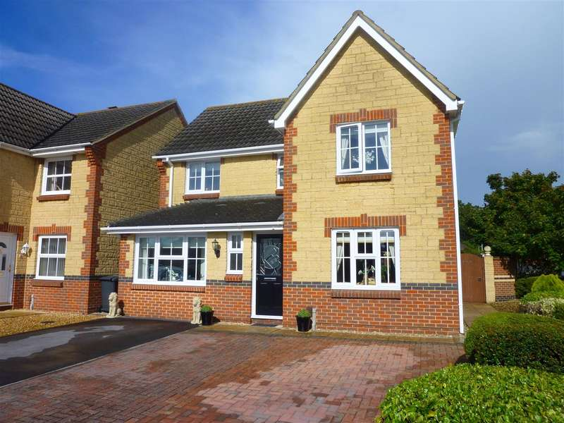 4 Bedrooms Detached House for sale in Jasmine Way
