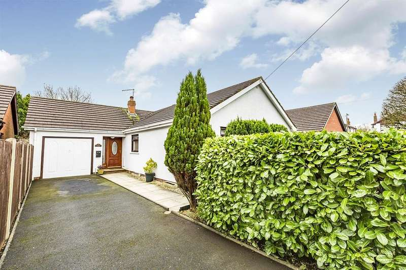 3 Bedrooms Detached Bungalow for sale in Pennine View, Great Eccleston, Preston, PR3
