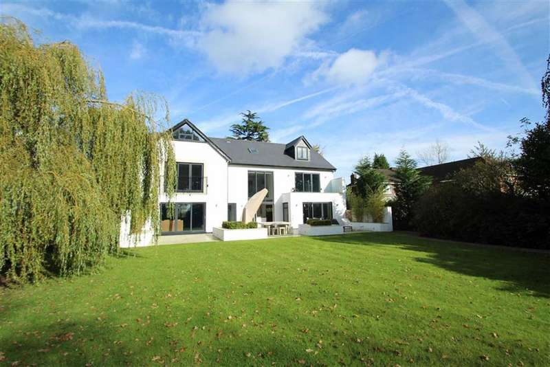 6 Bedrooms Detached House for sale in Warren Drive, Hale Barns