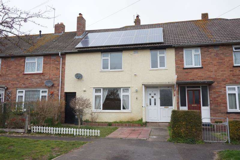 3 Bedrooms Terraced House for rent in Wigton Crescent, Southmead, Bristol, BS10 6DX