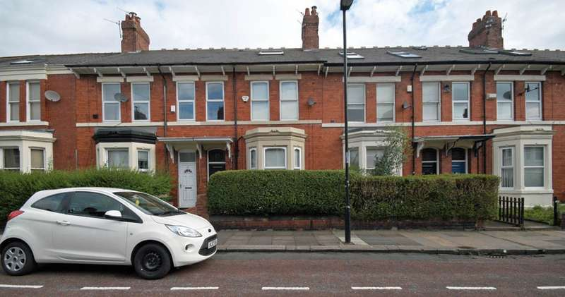 5 Bedrooms House for rent in Cavendish Place, Newcastle Upon Tyne