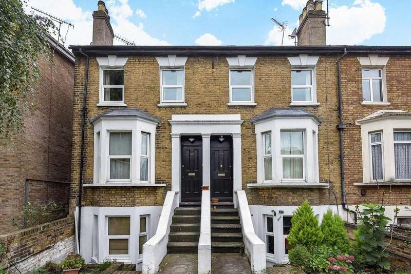 2 Bedrooms Flat for sale in Lower Boston Road, Ealing