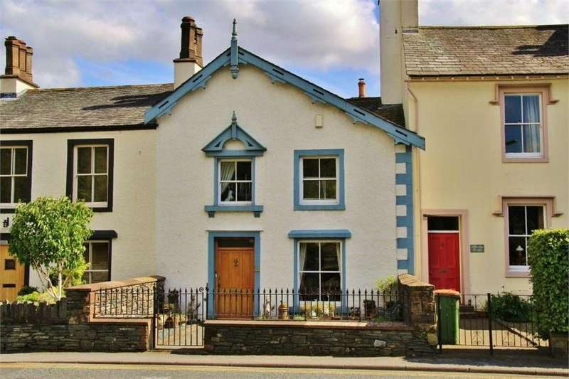3 Bedrooms Terraced House for sale in Penrith Road, Keswick, Cumbria