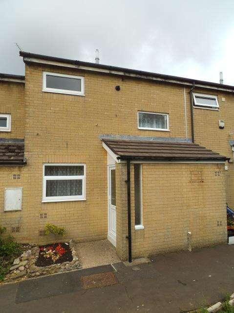 2 Bedrooms Terraced House for sale in Llys Gwyn, Bridgend CF31
