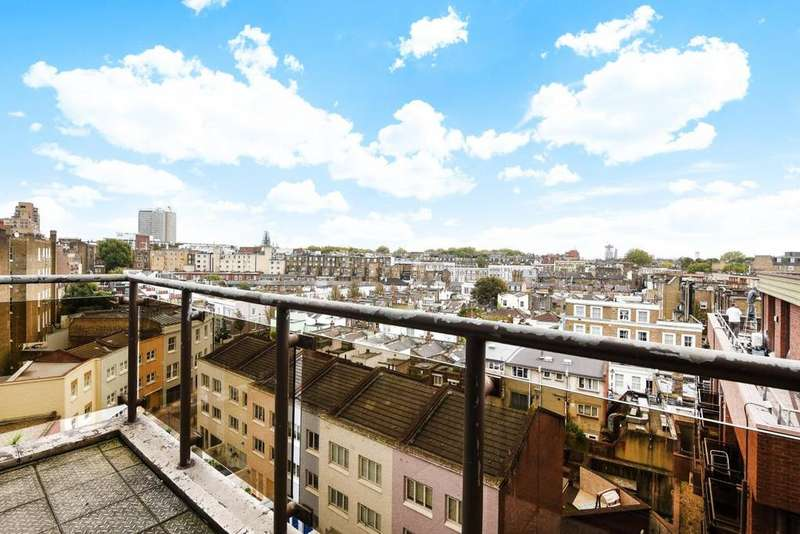5 Bedrooms Flat for sale in Earls Court Road, London