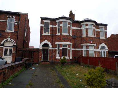 House for sale in Hampton Road, Southport, Lancashire, Uk, PR8