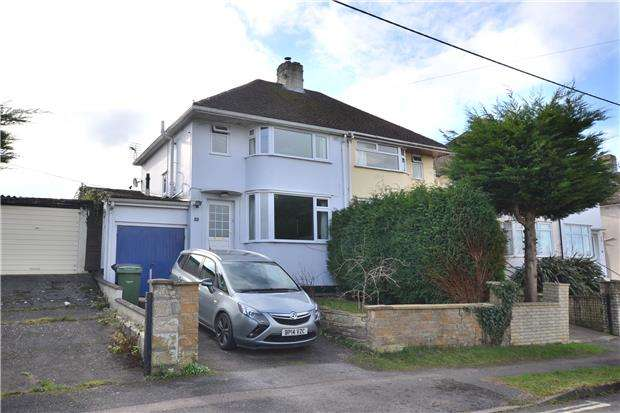 3 Bedrooms Semi Detached House for sale in Montagu Road, Oxford, OX2 9AQ