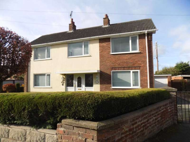 3 Bedrooms Detached House for sale in Church Road, Buckley, Flintshire, CH7 3JJ.