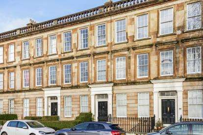 4 Bedrooms Flat for sale in St Vincent Crescent, Finnieston